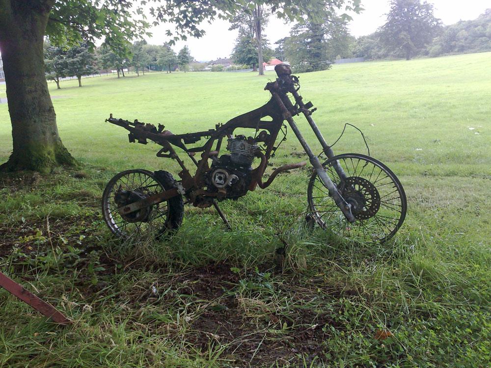 Bike-still-standing