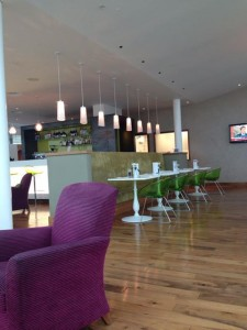 No. 1 Gatwick Gate 16 International lounge