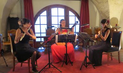 Trio Le Bouqet