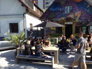 Saks Pub Ljubljana