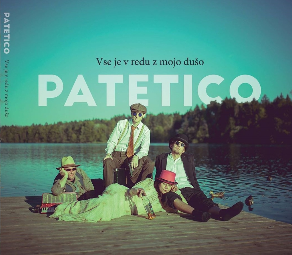 Patetico album cover
