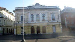 Symphony building
