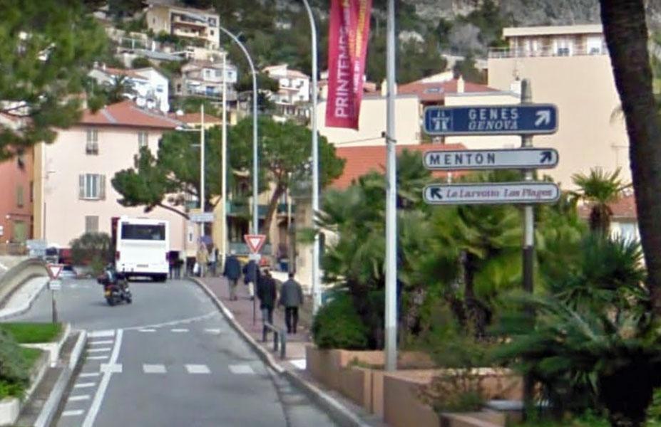 Leaving Monaco