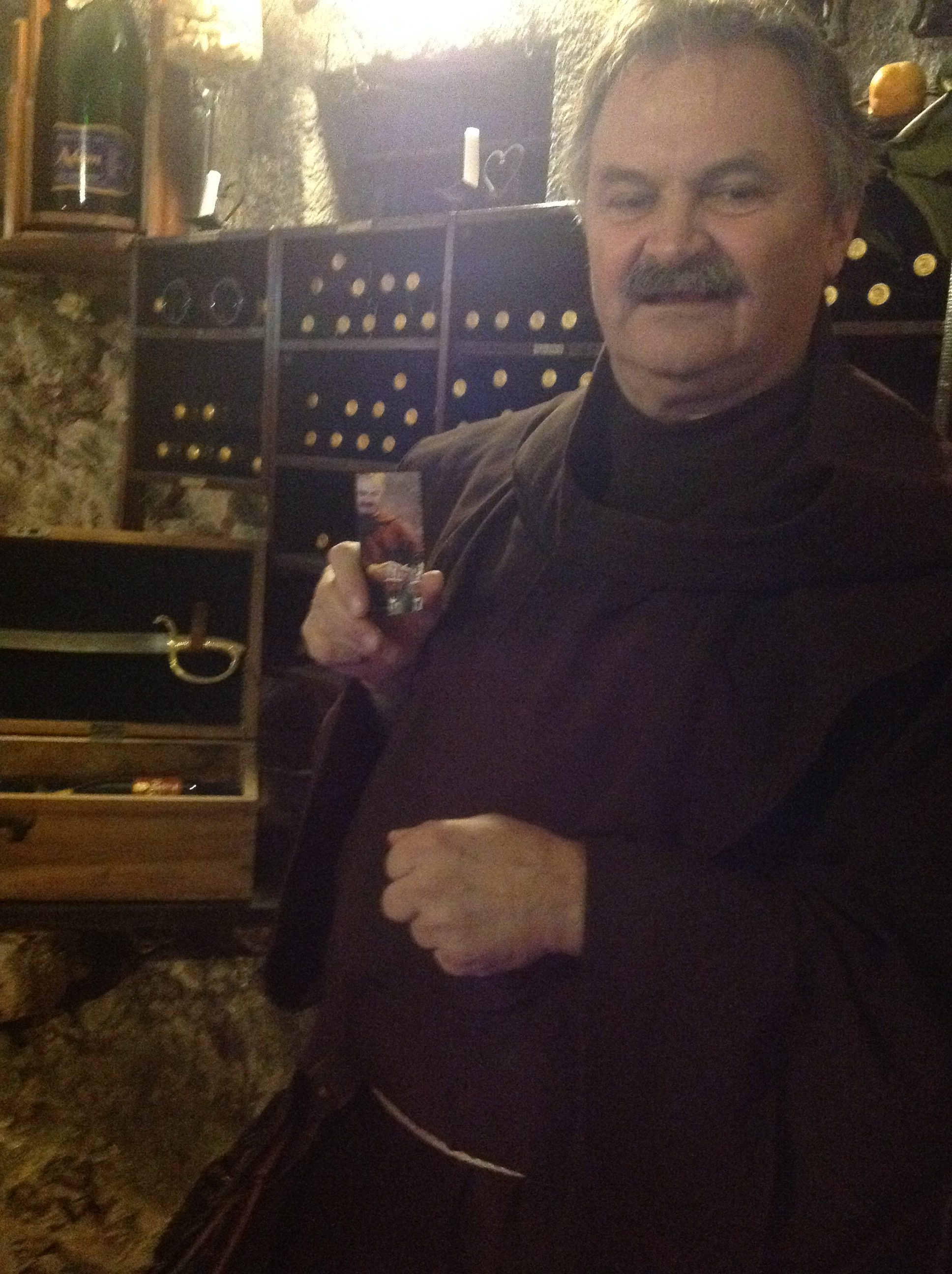 The Wine Monk