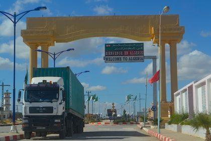 Algeria border