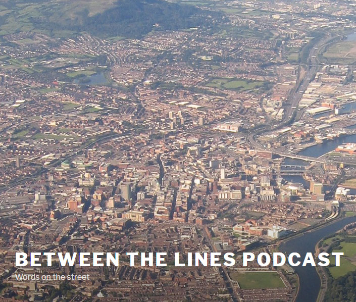 between the lines podcast