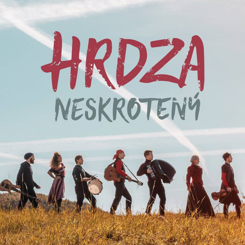 HRZDA's new album Neskrotený