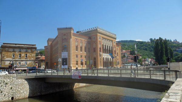 Sarajevo City Hall