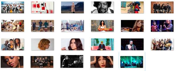 Around the World 16 August 2019 – Playlist