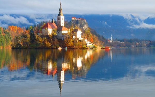 Guide to Lake Bled Slovenia