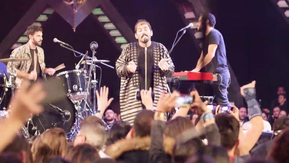 Mashrou' Leila - Tayf