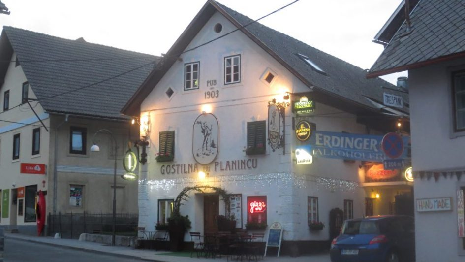 Best bars in Bled