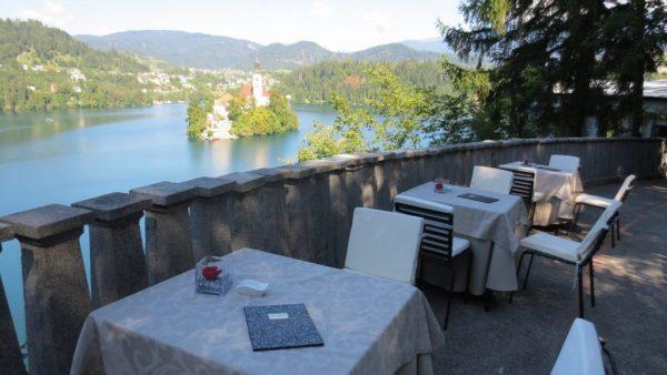 Cafe Belvedere Bled