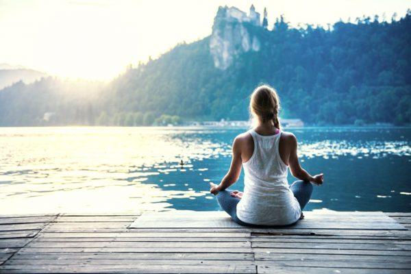Ana Pirih – Yoga Bled