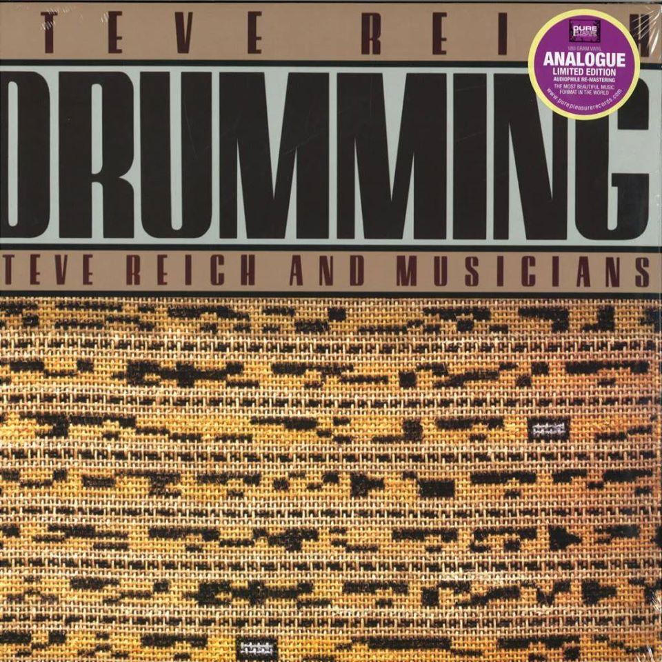 Drumming - Steve Reich